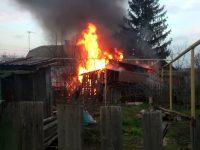 Наркоман из Матвеевки подпалил курятник